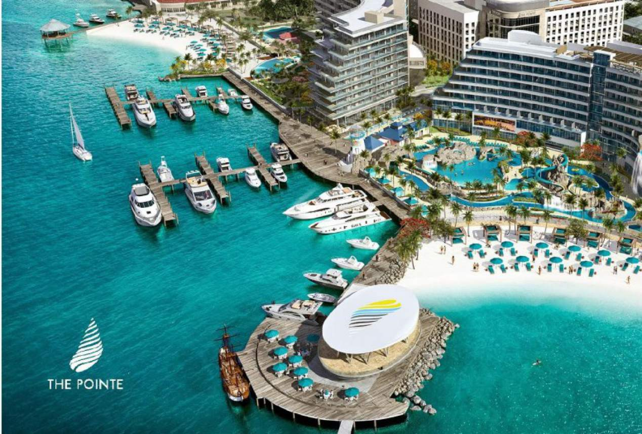 One Particular Harbour at The Pointe Residences Nassau/New Providence
